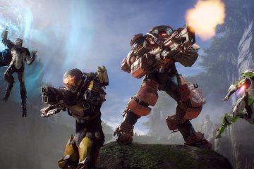 BioWare выложили первый трейлер «Anthem», вводный курс в мир Джавелин и плохих парней
