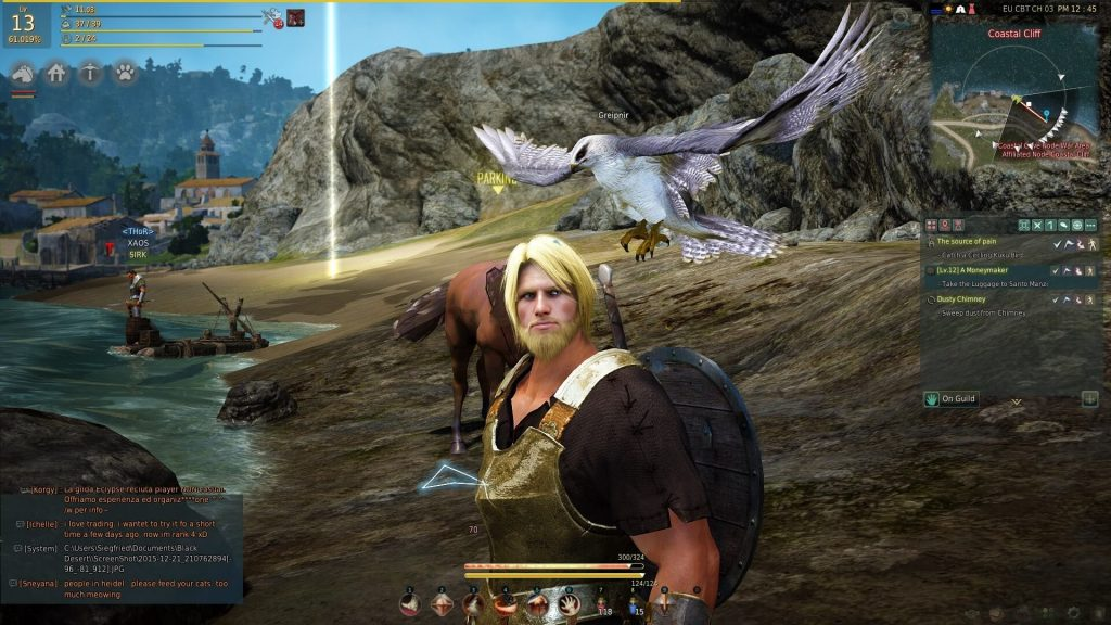 Black Desert Online не великолепная MMO, но отличная RPG-песочница