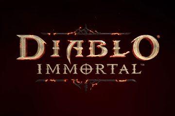 Blizzard объявили о работе над Diablo Immortal, многопользовательской мобильной игрой
