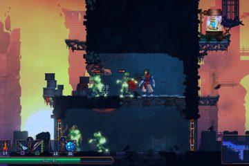 Dead Cells добавила режим ежедневного испытания и новые способности