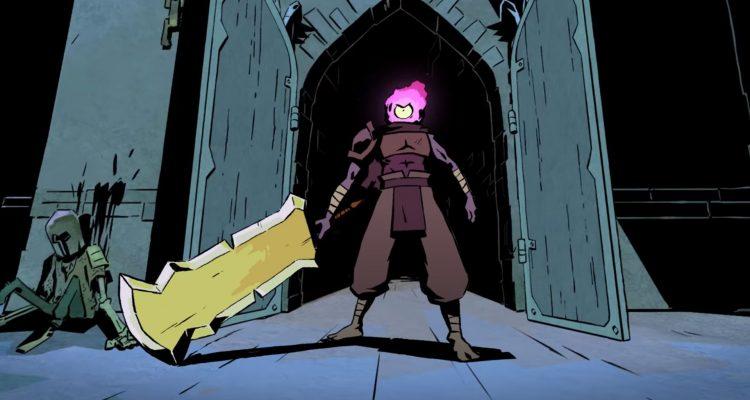 Dead Cells получила анимационный трейлер перед выходом из раннего доступа