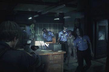 Демоверсия Resident Evil 2 Remake показывает Ханка и Тофу