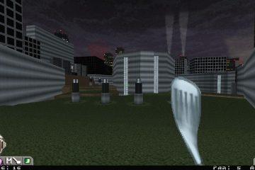 Играйте в гольф внутри Doom с модом Hellshots