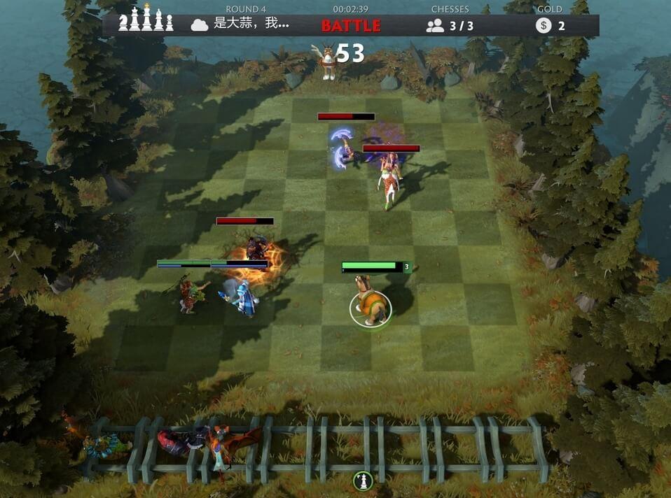 Пользовательский режим Dota 2 может быть самой популярной новой игрой 2019