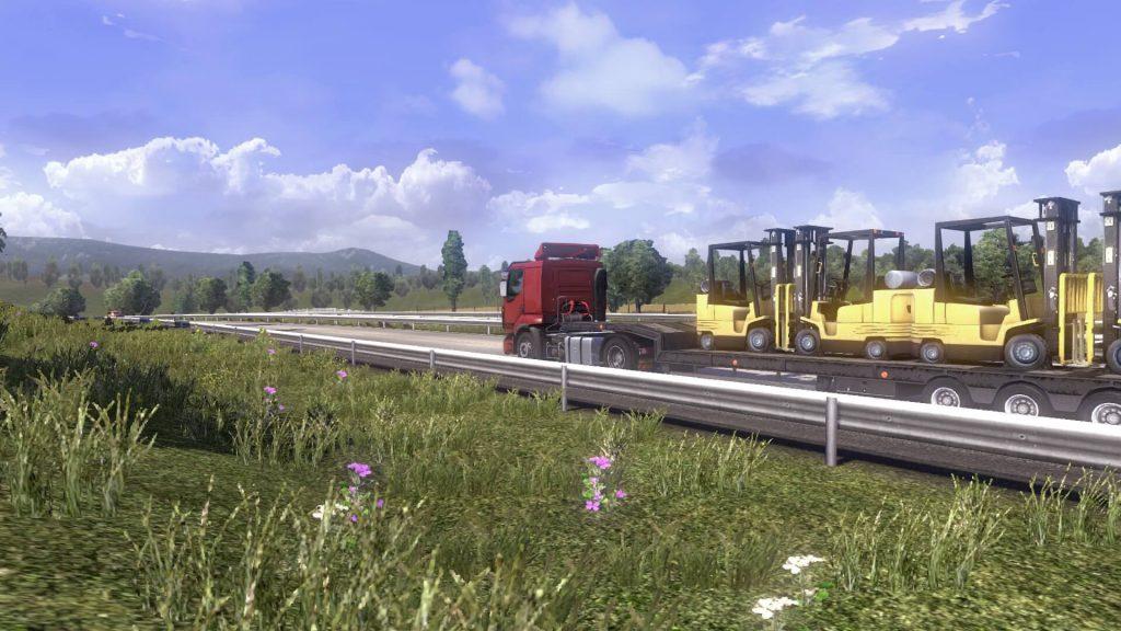 Моды для Euro Truck Simulator 2, которые должны существовать