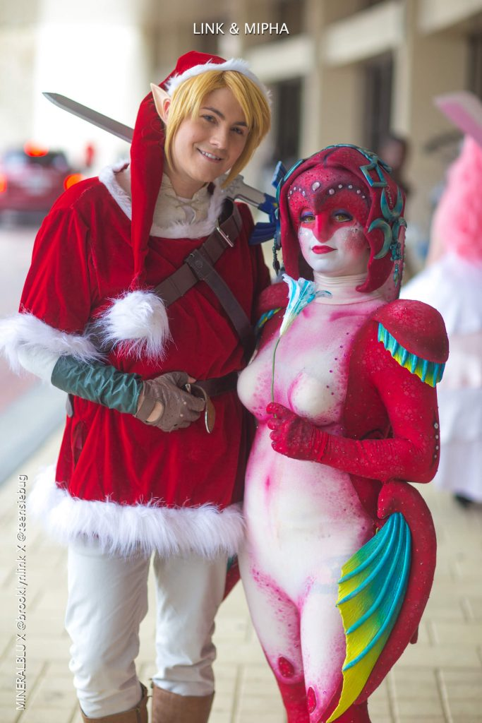 Каждое Рождество во Флориде проводится Cosplay Spectacular