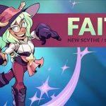 Фейт – это новый боец Brawlhalla