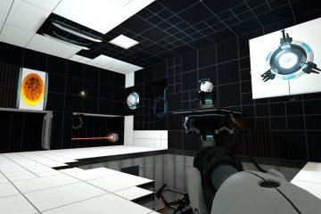 Игры, повлиявшие на создание Portal 2
