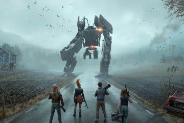Generation Zero – интересный, но простой кооперативный шутер, в котором злые роботы – настоящие звезды