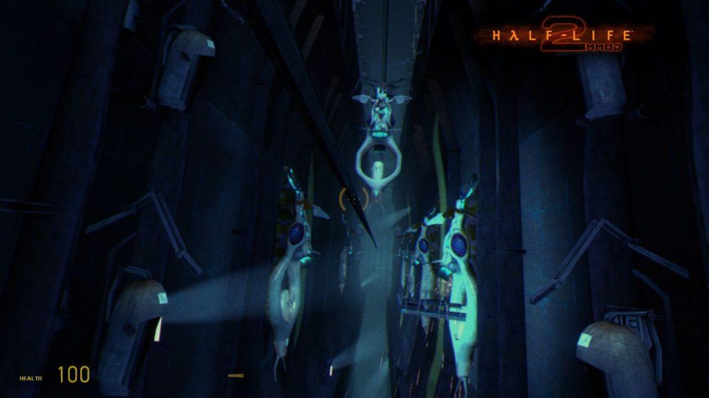 Мод перерабатывающий бои в Half-Life 2, создавался 9 лет