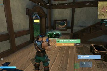 Hi-Rez демонстрируют систему изготовления оружия и карту для королевской битвы Paladins