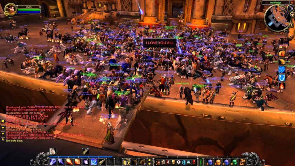Как Blizzard планируют возродить классический World of Warcraft