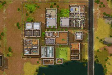 Насколько счастливым можно сделать одного заключённого в Prison Architect?