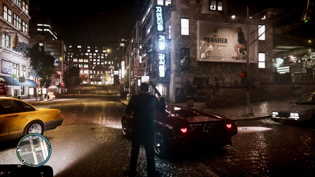 Именно мир GTA 4 произвёл продолжительное впечатление, а не история