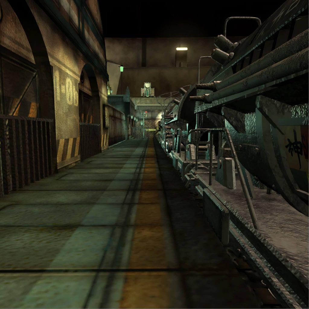 Нейронная сеть обновила Final Fantasy 7
