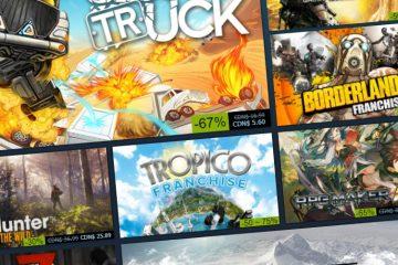 Количество онлайна Steam перевалило за 18 млн., что на 30% больше, чем год назад