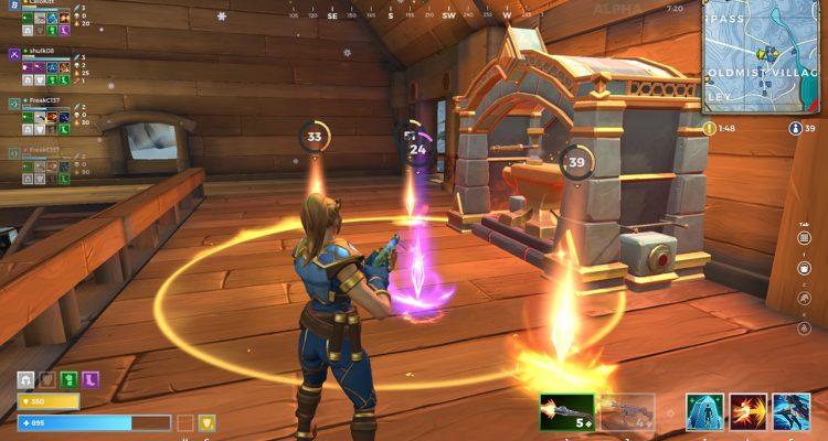 Королевская битва от Hi-Rez, Realm Royale, вышла в раннем доступе в Steam