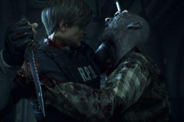 Люди устраивают скоростное прохождение демоверсии Resident Evil 2 Remake
