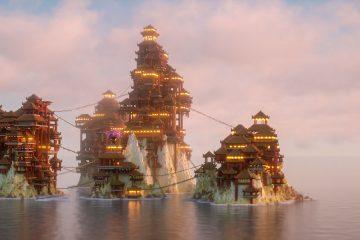 Мод для Minecraft делает строительство сложных конструкций гораздо проще