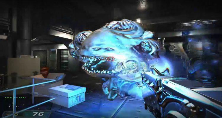 Мод Mars City Security для Doom 3 выпущены — новые кадры геймплея