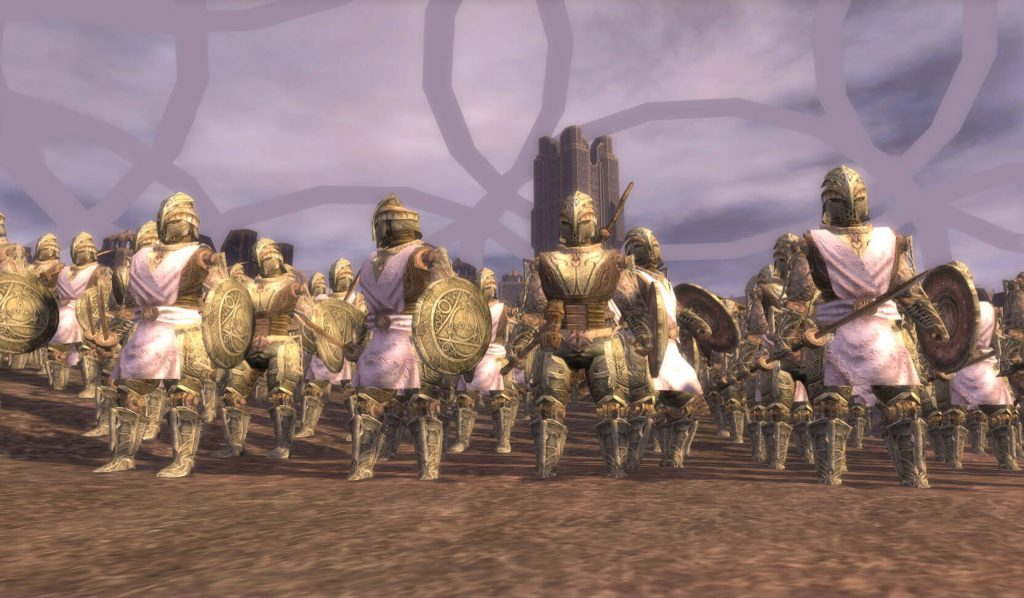 Мод Medieval 2 Elder Scrolls становится глубже в обновлении 2.0