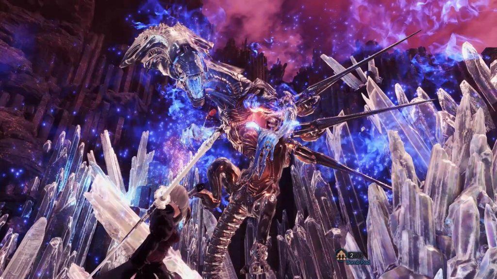 Сразитесь с Королевой Чужих в этом моде для Monster Hunter: World
