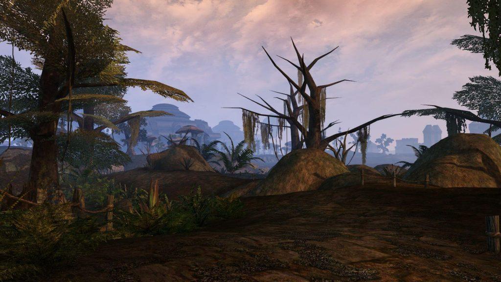 Morrowind выглядит лучше, чем когда-либо, благодаря текстурам, улучшенным с помощью ИИ