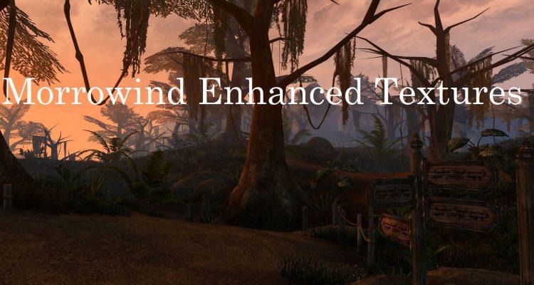 Morrowind Enhanced Textures – маст мэв мод, который повышает качество текстур в четыре раза с помощью ESRGAN