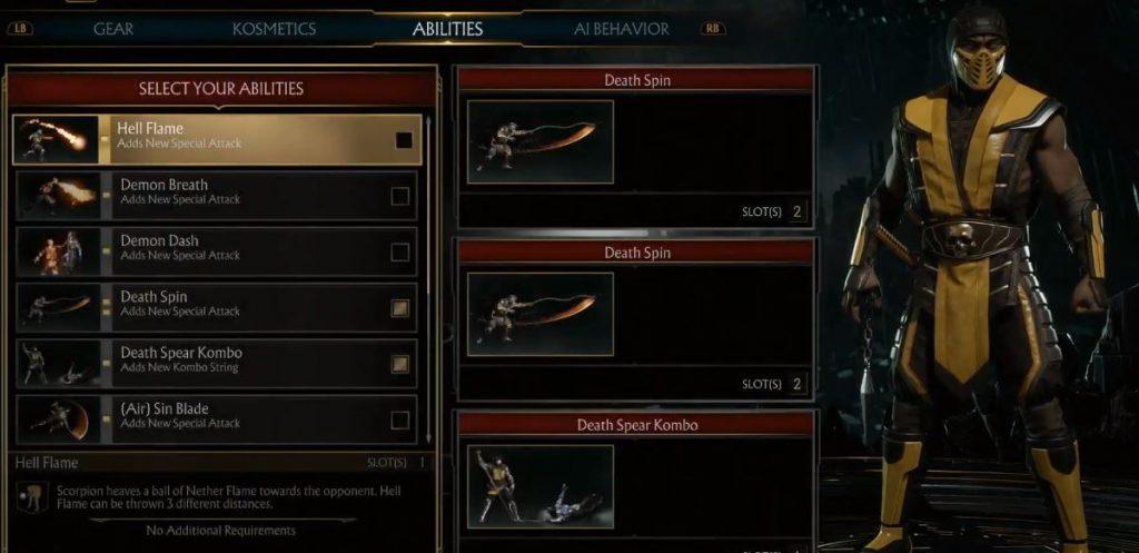 Mortal Kombat 11 углубится в настройку персонажей