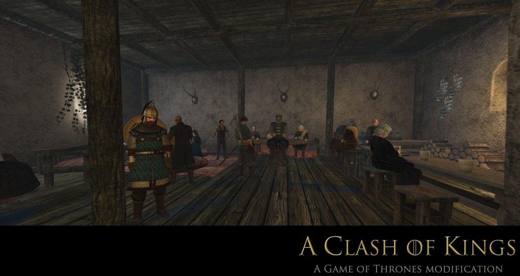 Мод A Clash of Kings для Mount & Blade Warband