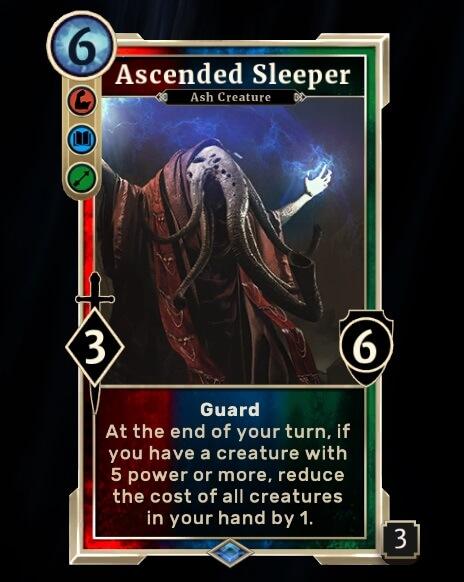 Мы раскроем две карты из The Elder Scrolls: Legends – «Великие дома Морровинда»