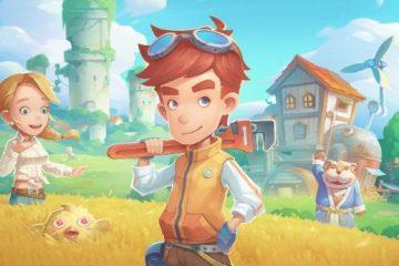My time at Portia - ферма с элементами RPG, вдохновленная Harvest moon