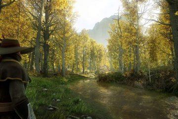 New World — сотни игроков сражаются за сверхъестественный континент