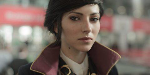 Превосходный косплей из Dishonored 2