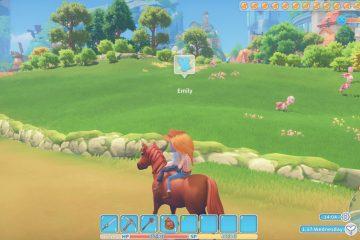 Обновление My Time At Portia добавляет домашний скот, катание на лошадях и улучшает отношения