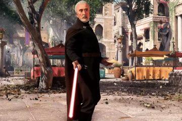 Обновление Star Wars Battlefront 2 позволит вам охотиться на джедаев в роли графа Дуку