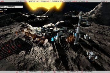 Order of Magnitude – симулятор космической колонии от создателей Prison Architect