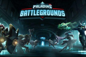 Paladins анонсирует новый игровой режим в жанре королевской битвы под названием Battlegrounds