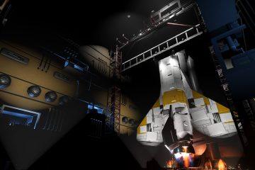 Игрок Planet Coaster создал аттракцион диснейлендовского клибра на основе «Лунного гонщика»