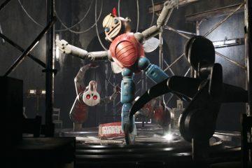 Посмотрите десять минут необычного геймплея Atomic Heart