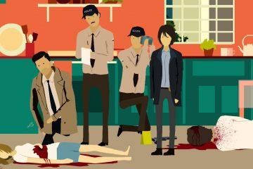 Приключенческий детектив Rainswept об убийстве в маленьком городке получил дату выхода и новый трейлер