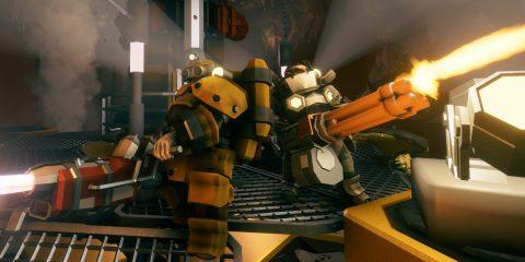 Приключения с добычей ресурсов Deep Rock Galactic, похожей на Left 4 Dead