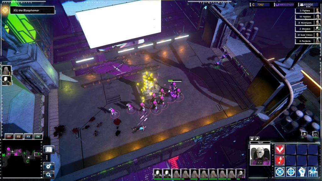 Re-Legion – Syndicate с сектами вместо корпораций