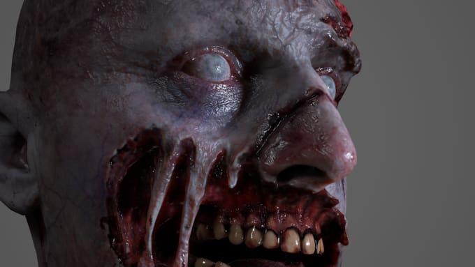 Почему кровь в Resident Evil 2 выглядит так отвратительно