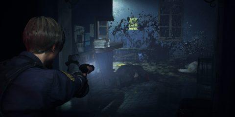 Вот почему кровь в Resident Evil 2 выглядит так отвратительно