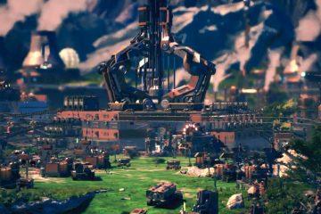 Satisfactory – это игра про строительство фабрики, подражающая Ark, Subnautica, Factorio