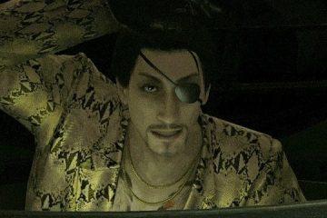 Sega спрятали дату выпуска Yakuza Kiwami в анимированном изображении