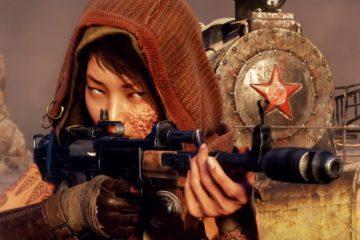 Сюжетный трейлер игры «Метро: Исход» демонстрирует нам тяжелую поездку через Россию