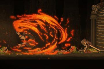 Скоро выйдет 2D-игра в жанре экшн — Dark Devotion