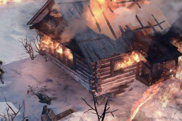 Скриншоты Company of Heroes 2 демонстрируют Восточный фронт